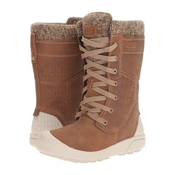 Keen Fremont Lace-up Tall Winter Snow Boots